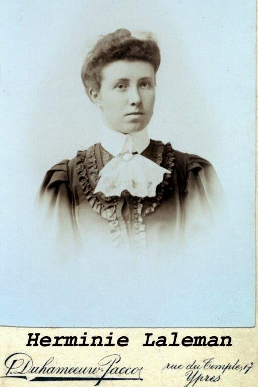 Herminie Laleman, Foto : Red Star Line zoeker