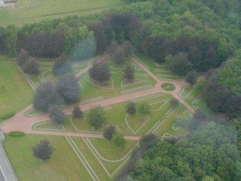 Belg. militaire begraafplaats Houthulst