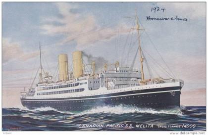 SS Melita
