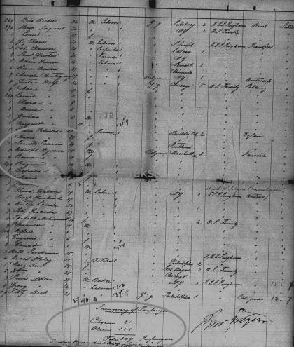 1887 juli passagierslijst wyseure Adolpe
