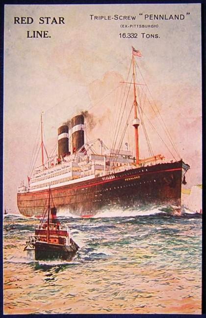 SS Pennland